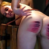 Most severe spanking shots from Lupus Spanking